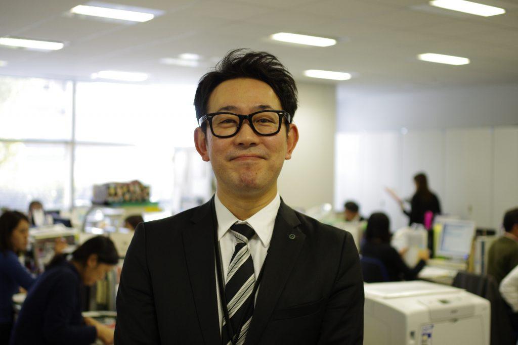 原動力は熱い想い。所沢商工会議の鈴木氏のストーリー